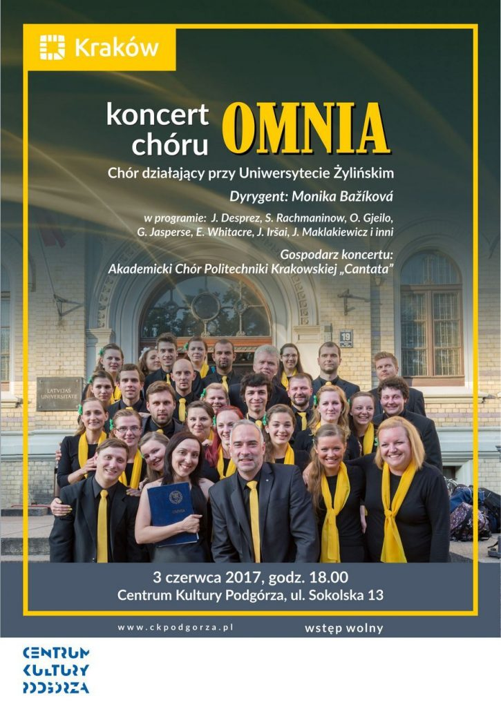 Koncert Polsko-Słowacki 3 czerwca 2017